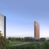 UpperNord Tower, la frénésie immobilière continue à Düsseldorf !