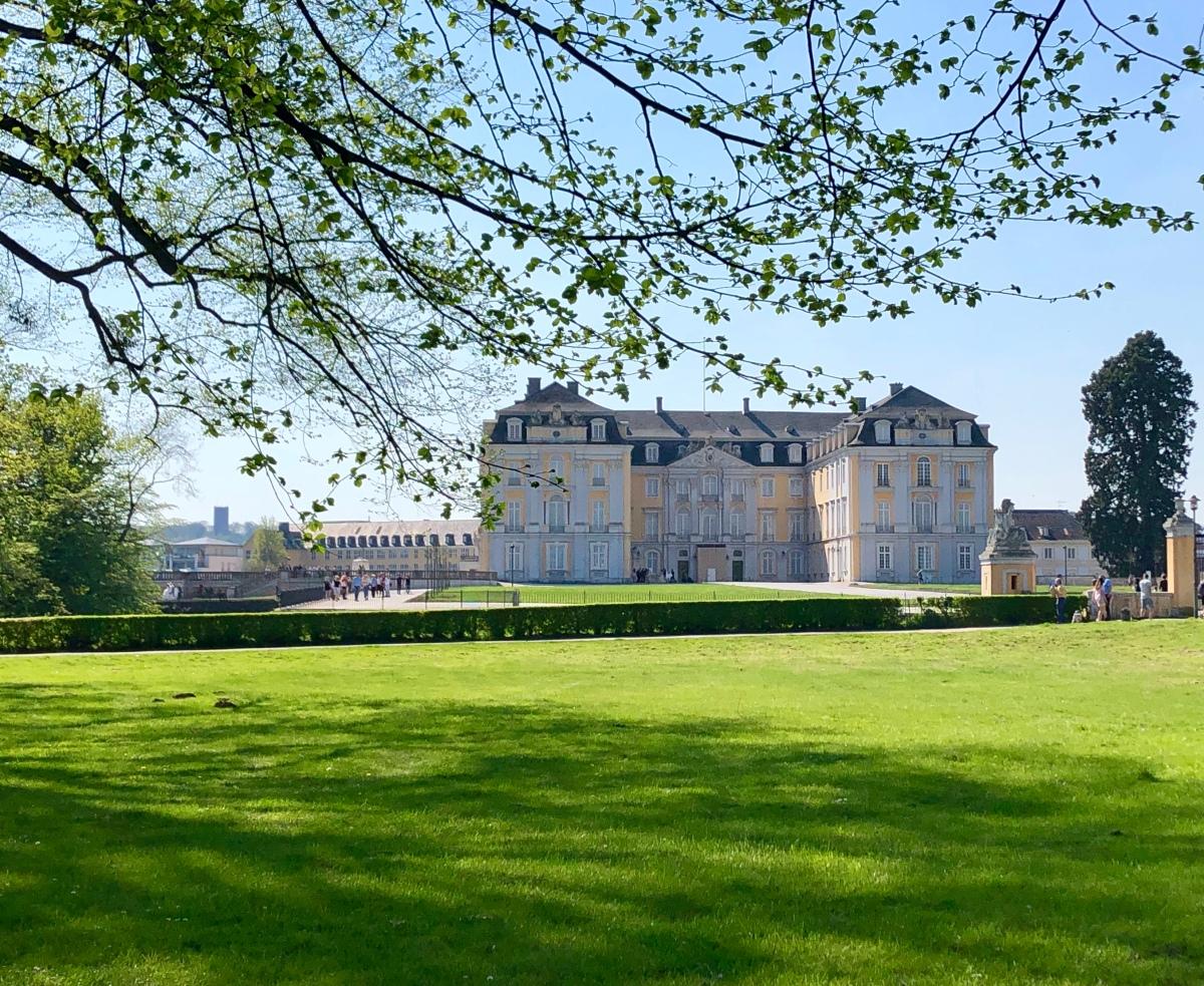 Schloss Augustusburg, splendeur inscrite au patrimoine mondial de l'Unesco !
