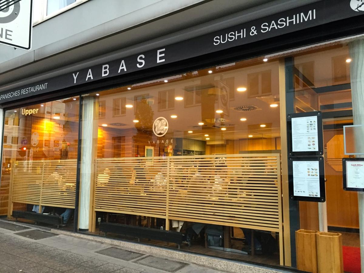 Yabase, un sushi paradis !
