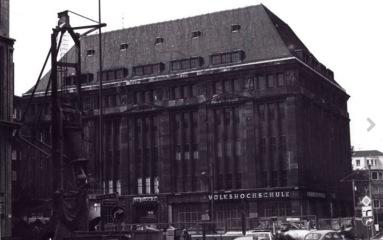 Carschhaus après la guerre - Source Stadtarchiv Düsseldorf
