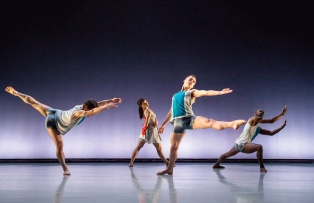 Richard Alston Dance Company, ISTHMUS - Foto Tony Nandi