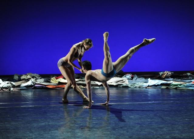 Malandain Ballet Biarritz, UNE DERNIÈRE CHANSON - Foto Olivier Houeix