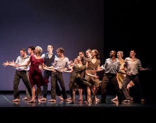 Les Ballets Jazz de Montreal, HARRY - Foto Ignio Cereminga