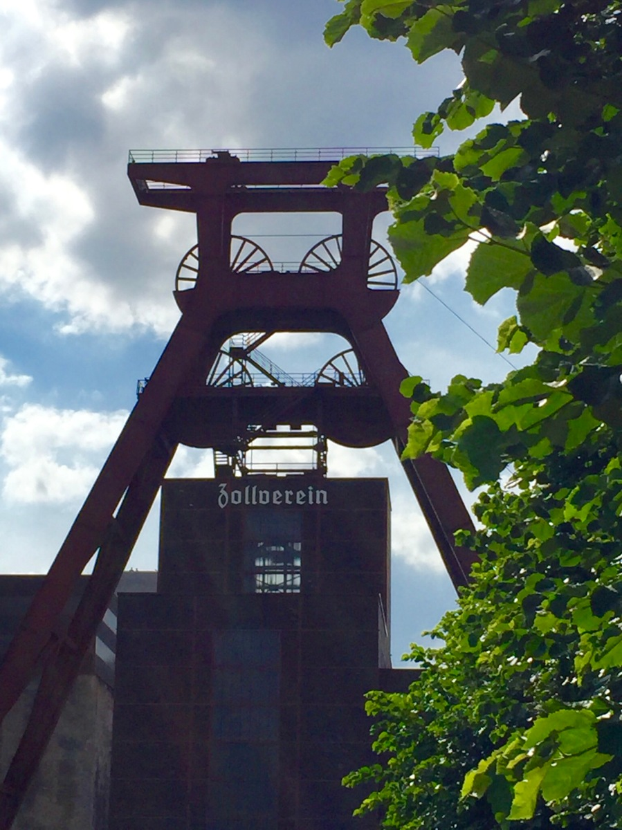 Zeche Zollverein, un site fascinant !