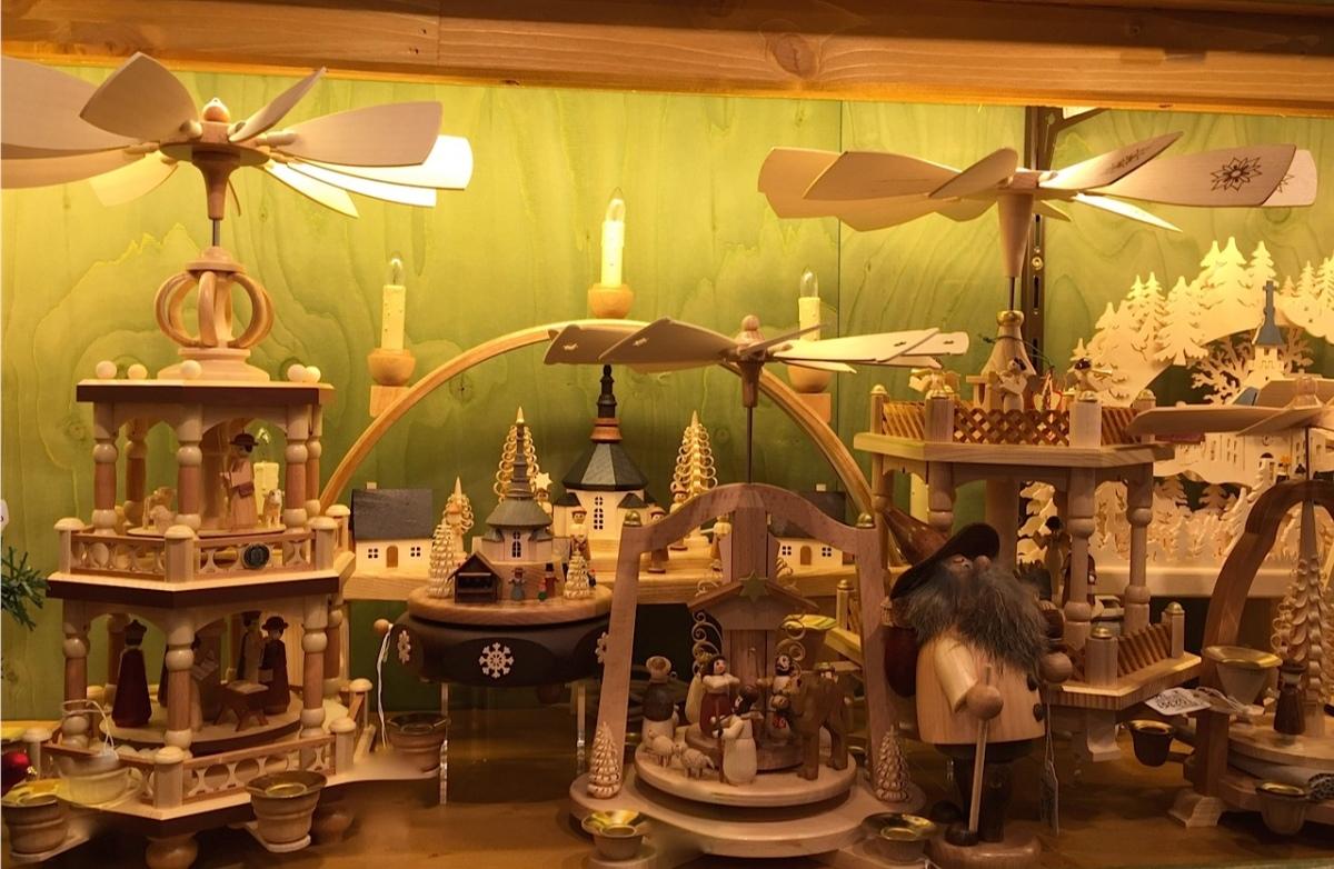 Die Erzgebirgskunst, un artisanat de Noël ancré dans la tradition !