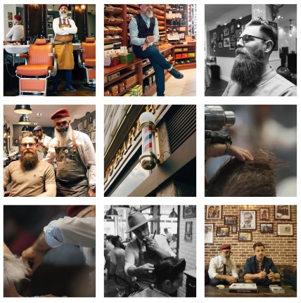 Photo Hagi's Barber Shop Homepage