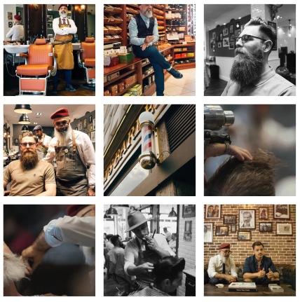 Photo Hagi's Barber Shop Homepage