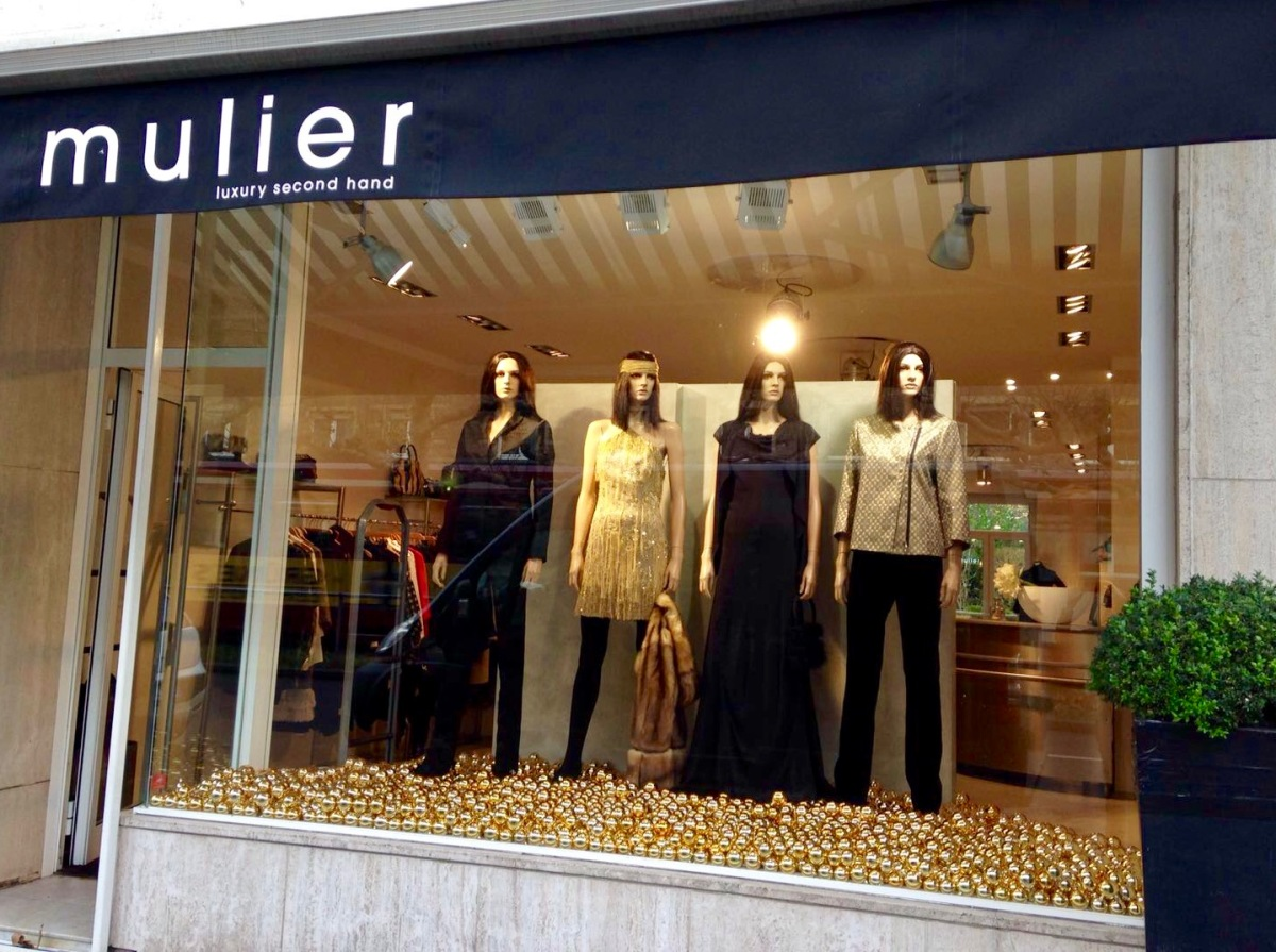 Mulier, pour chiner chic !