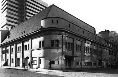 Theatermuseum, Nachlass