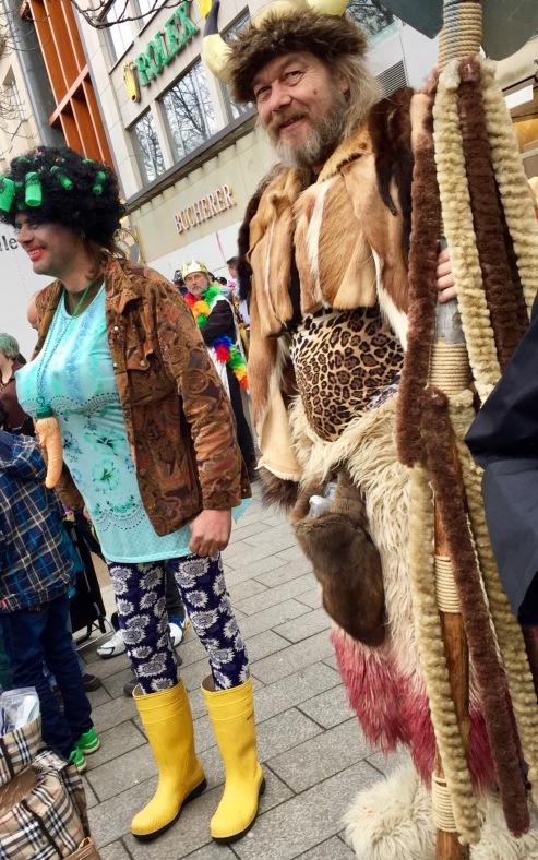 @ Nath in Düss, carnaval 2017