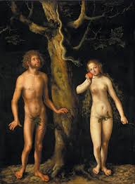 © Lucas Cranach der Ältere, Adam und Eva, 1510