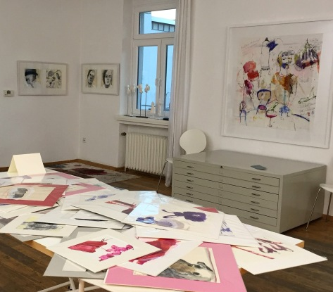 Atelier de Johanna Hansen