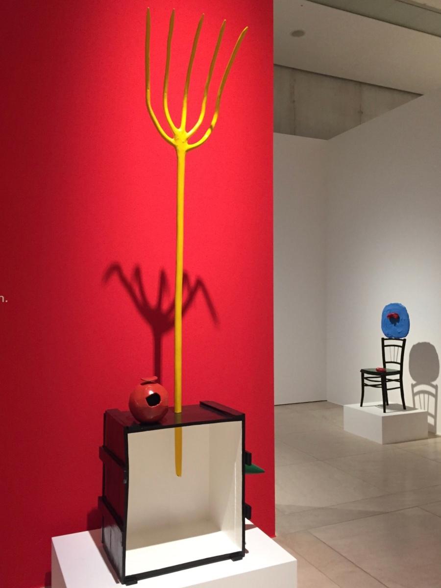 Exposition «Miró - Welt der Monster», jusqu'au 28 janvier 2018 !