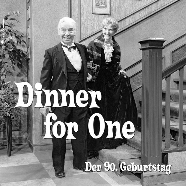 Afbeeldingsresultaat voor dinner for one le sketch culte en allemagne