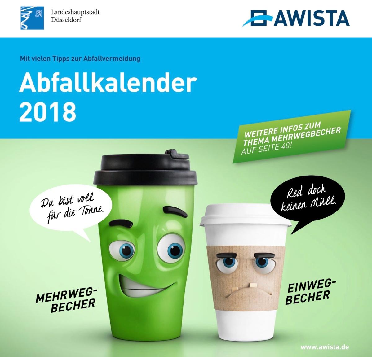 AWISTA, le calendrier saison 2018 est arrivé !