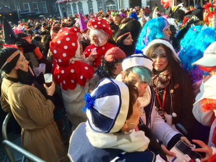 © Nath in Düss, carnaval 2018, Altweiber