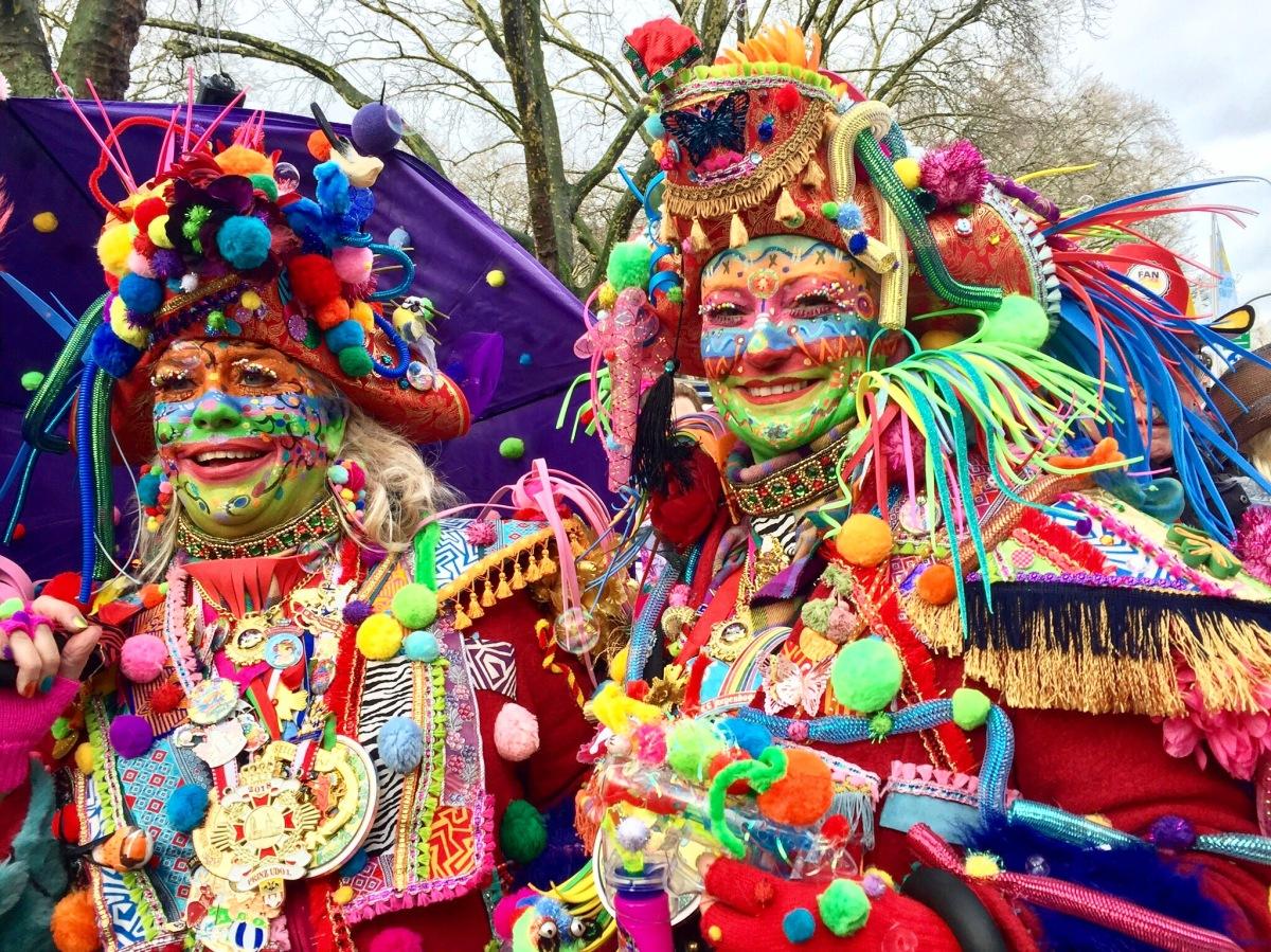 Düsseldorf, bilan du carnaval 2018 !