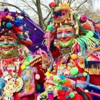 Helau, carnaval de Düsseldorf 2020... et que la fête commence !
