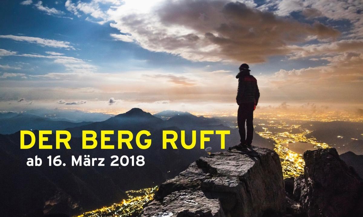 Exposition «Der Berg ruft», l'appel de la montagne, jusqu'au 30 décembre 2018 !