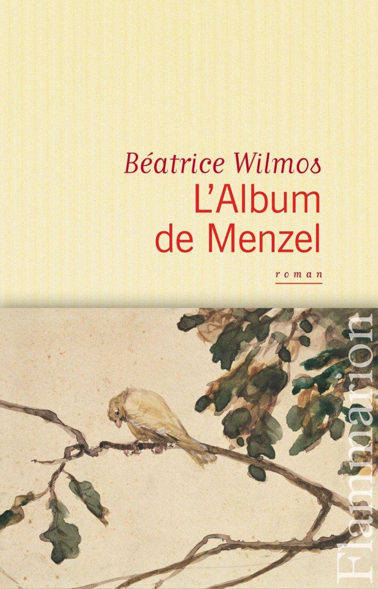 L'Allemagne par les livres : L'Album de Menzel de Béatrice Wilmos !