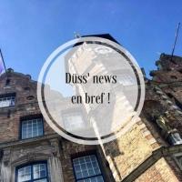 Düss' news en bref (juin 2018) !