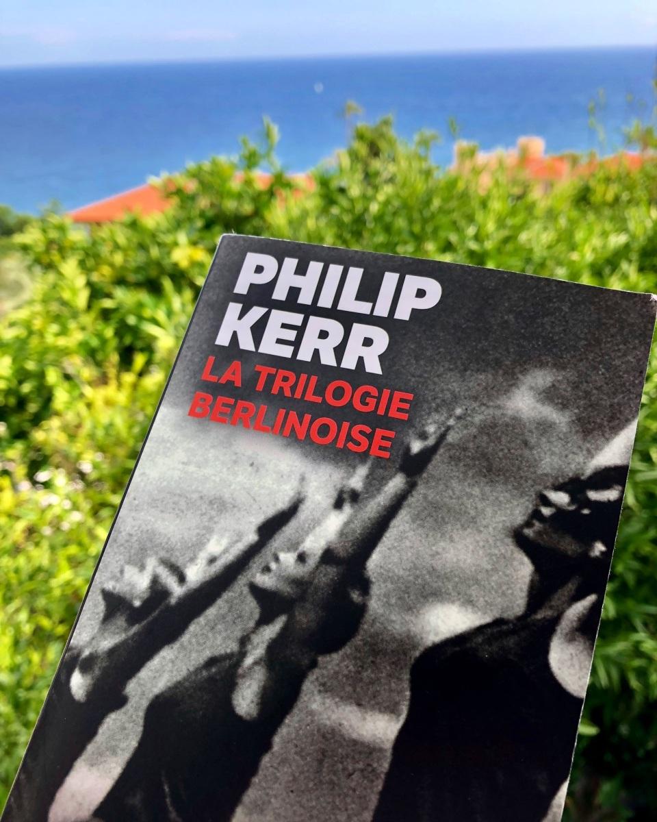 L'Allemagne par les livres, La trilogie berlinoise de Philip Kerr !