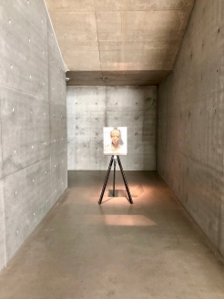 Exposition «How to see» Langen Foundation, octobre 2018 © Nath in Düss
