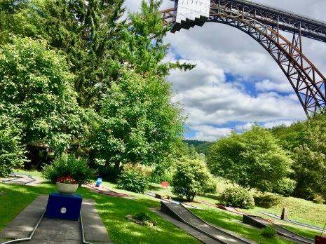 Brückenpark Müngsten, juillet 2017© Nath in Düss