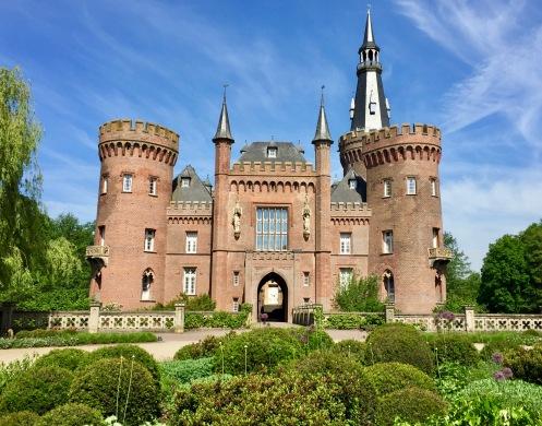 Schloss Moyland © Nath in Düss, mai 2017