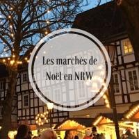 Les marchés de Noël 2018 en NRW, un vaste programme !