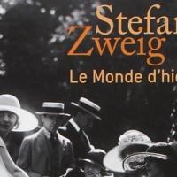 L'Allemagne par les livres : Le Monde d'hier, Souvenirs d'un Européen de Stefan Zweig !