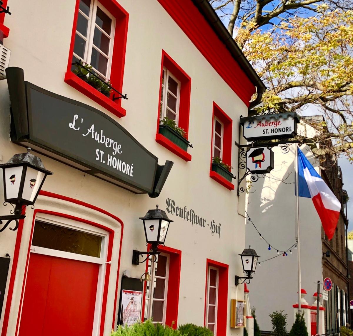 L'Auberge St. Honoré Niederkassel, le compte à rebours est lancé !