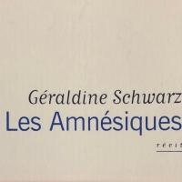 L'Allemagne par les livres : Les Amnésiques de Géraldine Schwarz !