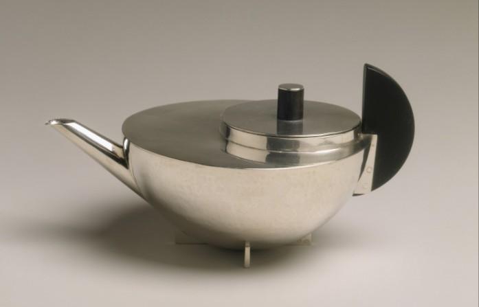 Théière Bauhaus de Marianne Brandt
