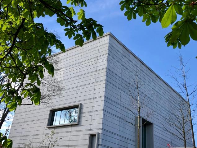 Bauhaus Museum Weimar © Nath in Düss, avril 2019