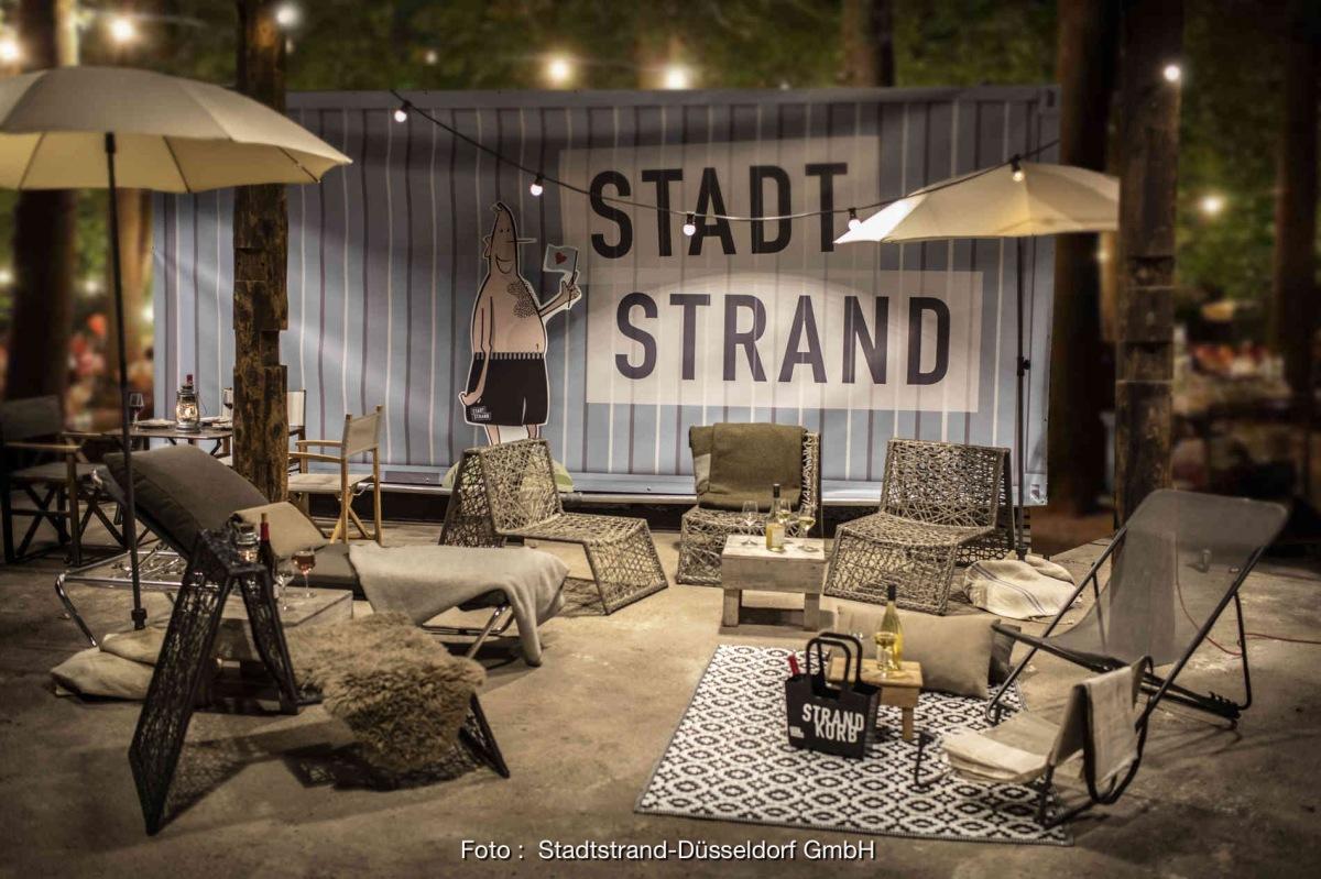 Stadtstrand Düsseldorf, bientôt trois nouvelles plages sur les bords du Rhin !