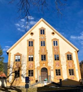 Forstamt, Oberammergau