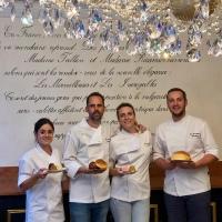 Aux Merveilleux de Fred, une pâtisserie française à l'assaut à Düsseldorf !