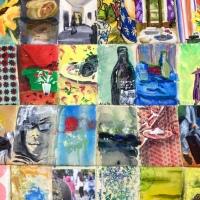 Kunstpunkte, quand les artistes ouvrent les portes de leur atelier !