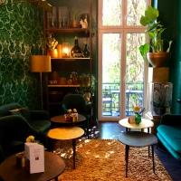 Blumen-Café Naskret, quand fleurs et café font bon ménage !