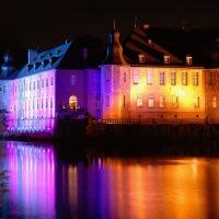 Lichtfestival Schloss Dyck, quand les jardins et le château de Dyck s'illuminent !
