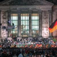 3 octobre en Allemagne, Tag der Deutschen Einheit !