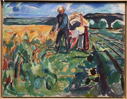 Das Kord wird gesät, 1917 / Foto: © Nath in Düss