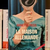 L'Allemagne par les livres, La maison allemande d'Annette Hess !