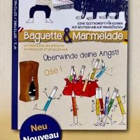 Baguette&Marmelade, le magazine franco-allemand des 6-12 ans