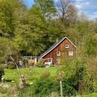 Randonnée en NRW : le long de la Düssel dans le Neandertal (Gruiten Dorf)