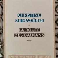 L'Allemagne par les livres : La route des Balkans de Christine de Mazières