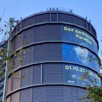 Das zerbrechliche Paradies, la nouvelle et percutante exposition du Gasometer d'Oberhausen